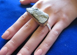 Ring featured in the Student Art Fund 2010 Online Jewelry Show