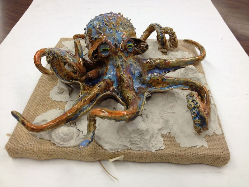 2014 Ceramics Show Gallery – Student Art Fund